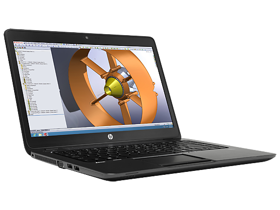 HP ZBook 14 Mobile Workstatio