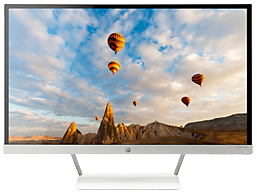 HP Pavilion 27xw 27-inch IPS LED Backlit Monitor