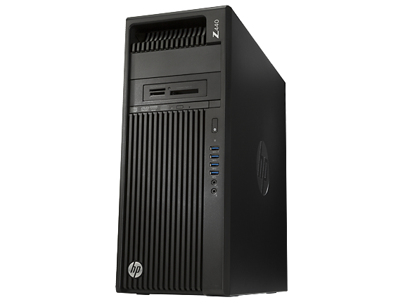 HP Z440 Workstation - Quadro P5000 for Pro 3D graphics