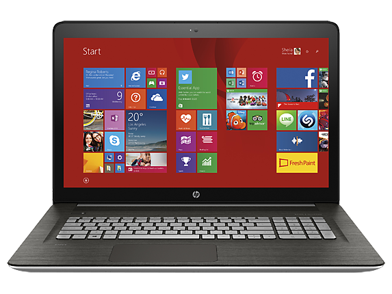 "ENVY 17t 17.3"" Intel Core i7 Laptop"