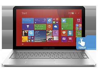 HP ENVY - 15t Touch Laptop | Item: M8W93AV_1 | Model: