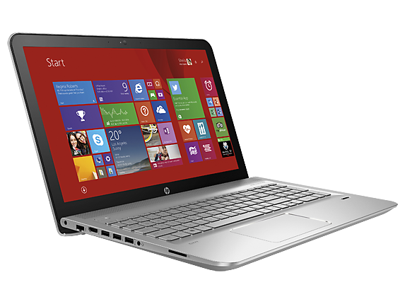 HP ENVY Notebook - 15t-ae000 CTO