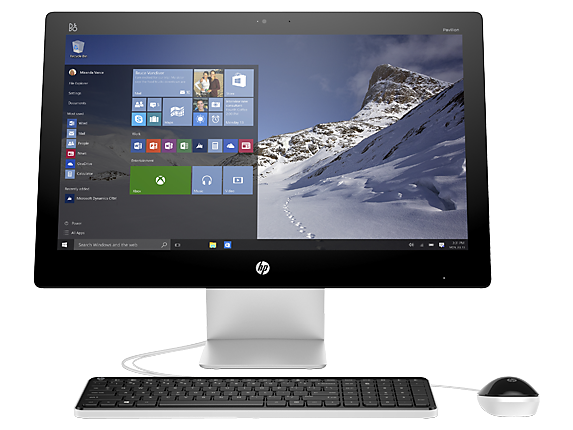 "HP Pavilion 23t 23"" Intel Quad Core i7 All-in-One Desktop"