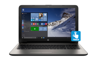 HP Notebook - 15-ac185nr (Touch) (ENERGY STAR) | Item: N5P47UA#ABA | Model: