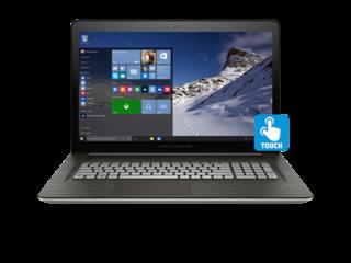 HP ENVY - 17t Touch Laptop | Item: M9X68AV_1 | Model: