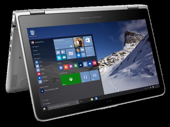 "Pavilion x360 13t Touch 13.3"" HD Intel Core i3 6G Touchscreen Laptop"