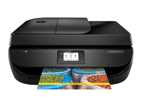 HP Officejet 4650 Driver Download
