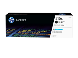 HP 410A Black Original LaserJet Toner Cartridge, CF410A