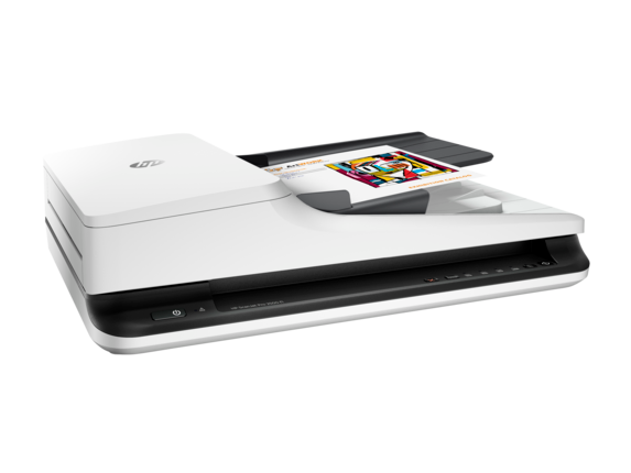HP ScanJet Pro 2500 f1 Flatbed Scanner