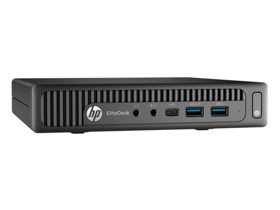 HP EliteDesk 800 35W G2 Desktop Mini PC (ENERGY STAR)