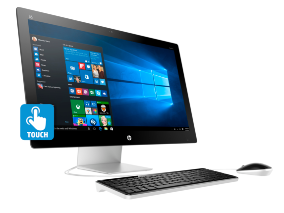 HP Pavilion Touch 27