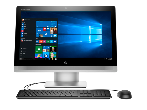 HP EliteOne 705 G2 23-in Touch All-in-One PC