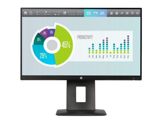 HP Z22n 21.5-inch IPS Display