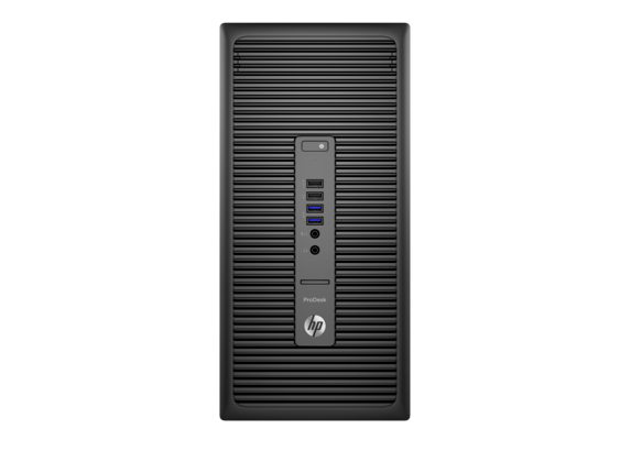 HP ProDesk 600 G2 Microtower PC