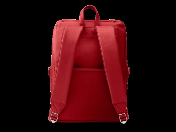 HP 15.6 Ladies Red Backpack