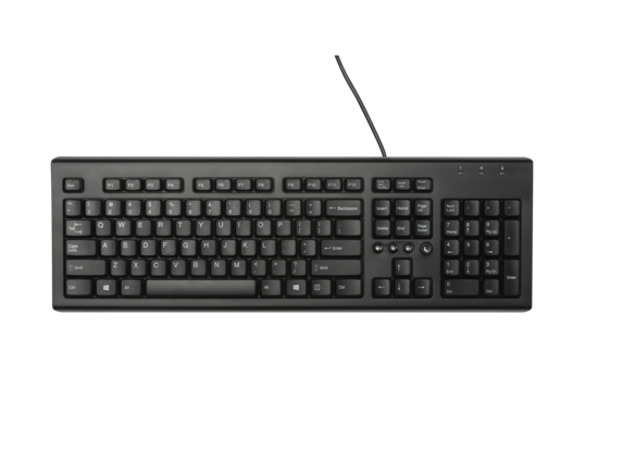 keyboards hp® official store hp classic wired keyboard