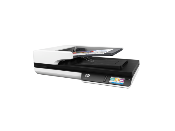 HP ScanJet Pro 4500 fn1 Network Scanner