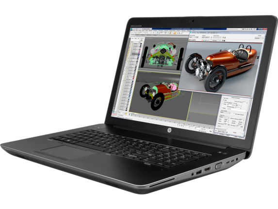 HP ZBook 17 G3 Mobile Workstation (ENERGY STAR)