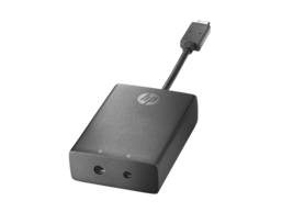 HP USB-C to 3 mm and 4.5mm Adapter