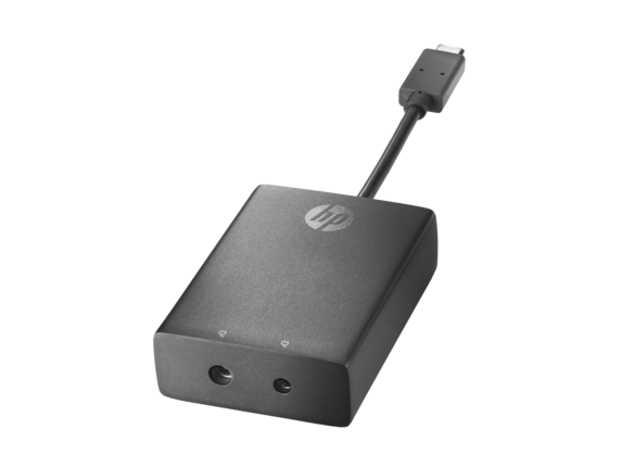 HP USB-C to 3 mm and 4.5mm Adapter  HP® Official Store