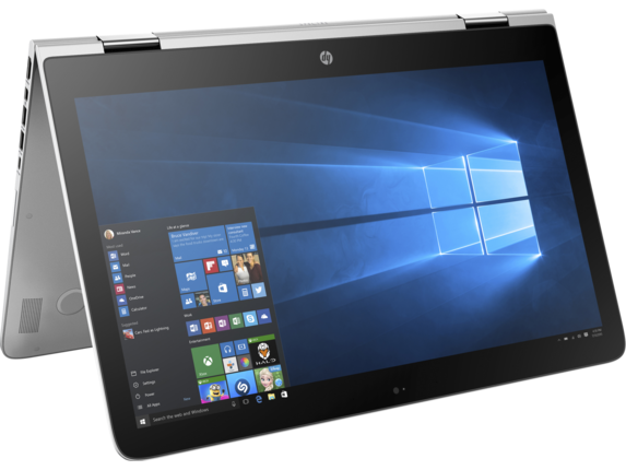 HP Spectre x360 Convertible Laptop 15t (2016 Model)