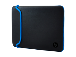 HP 15.6 Black/Blue Neoprene Sleeve