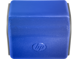 HP Roar Mini Blue Wireless Speaker