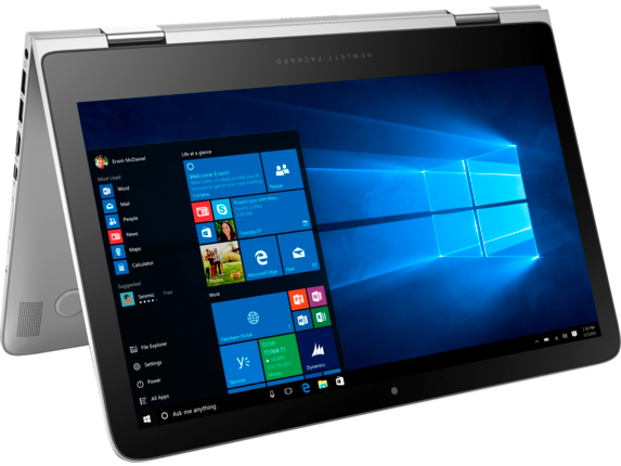 HP Spectre x360 Convertible Laptop 13t (2015 Model)