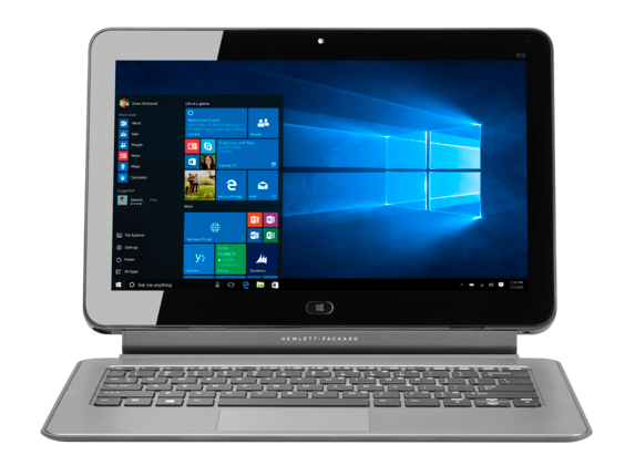 HP Pro x2 612 G1 Tablet with keyboard