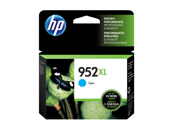 HP 952XL High Yield Cyan