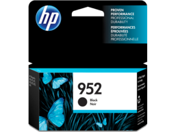 HP 952 Black Original Ink Cartridge