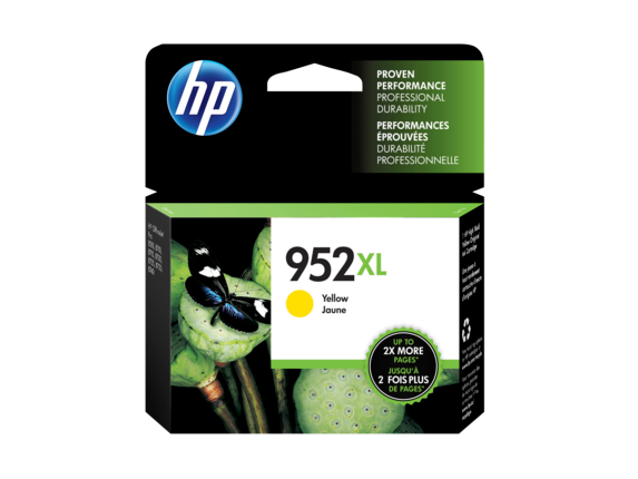 HP 952XL High Yield Yellow
