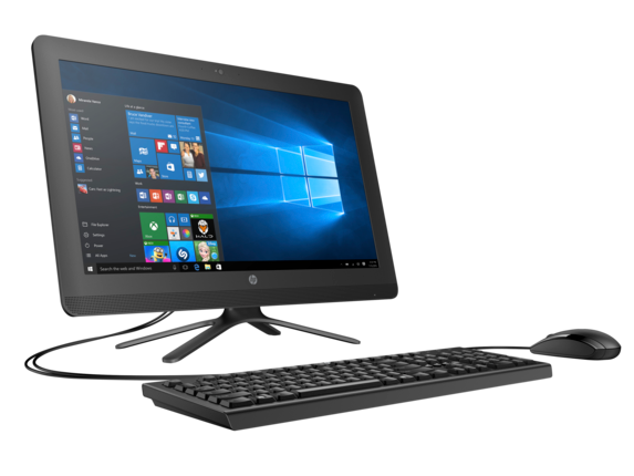 HP All-in-One - 22-b215m