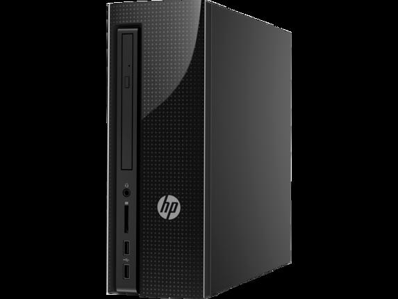 HP Slimline Desktop - 260-p030xt