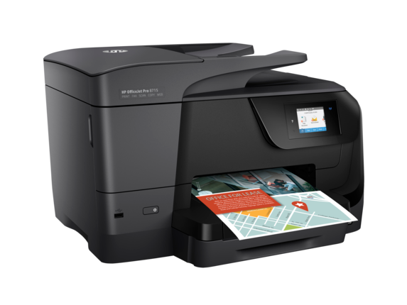 Hp Officejet Pro 8715 All In One Printer Hp 174 Official Store