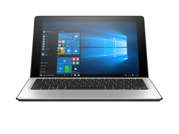 HP Elite x2 1012 G1 Tablet with Travel Keyboard (ENERGY STAR)
