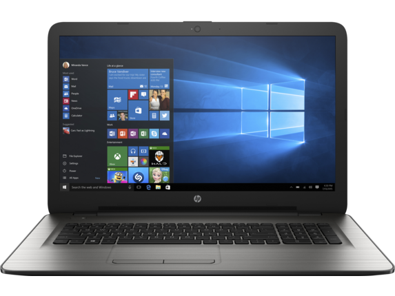 "HP Pavilion 17t 17.3"" HD+ Intel Core i5 Laptop"