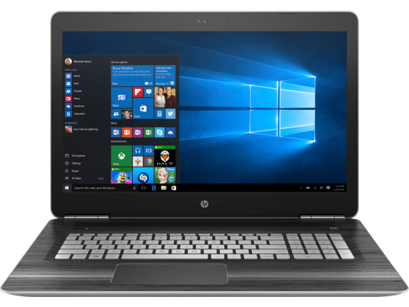 HP Pavilion Laptop-17t touch optional