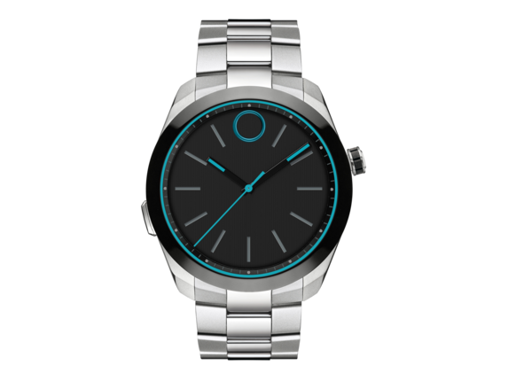 Movado Bold Motion Steel/Bracelet Smartwatch Engineered
