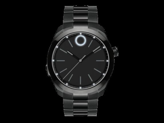 Movado Bold Motion Black/Bracelet Smartwatch