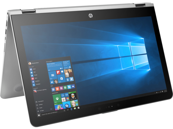 "HP ENVY x360 15t 15.6"" FHD Intel Core i7 Convertible Laptop"