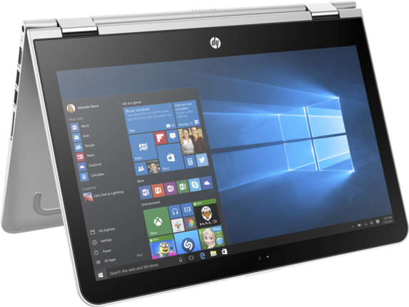HP Pavilion x360 Convertible Laptop-13t touch