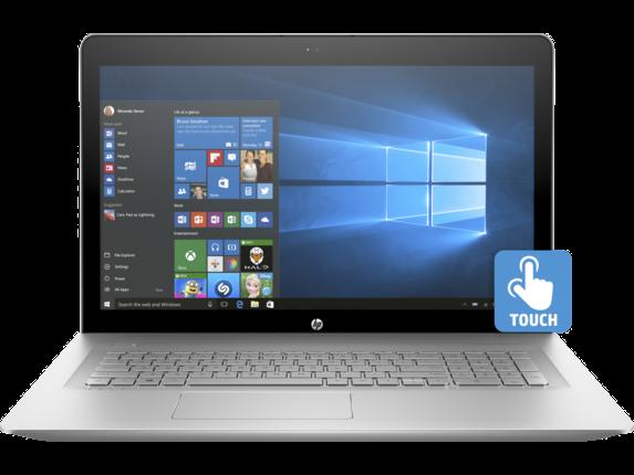 HP ENVY Laptop - 17t touch