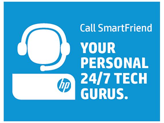 HP SmartFriend Complete 1 Month Plan