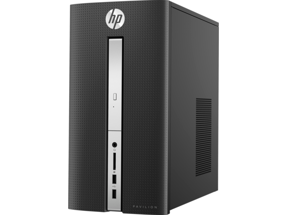 hp pavilion desktop 510 p050st hp official store. Black Bedroom Furniture Sets. Home Design Ideas