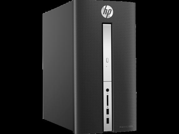 HP Pavilion Desktop - 510-p020