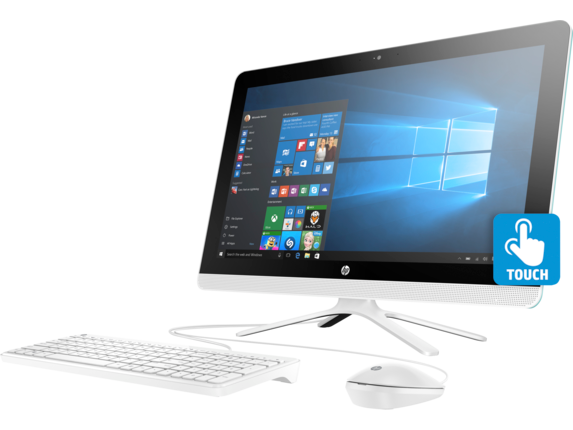 HP 22t All-in-One PC