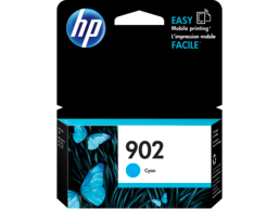HP 902 Cyan Original Ink Cartridge