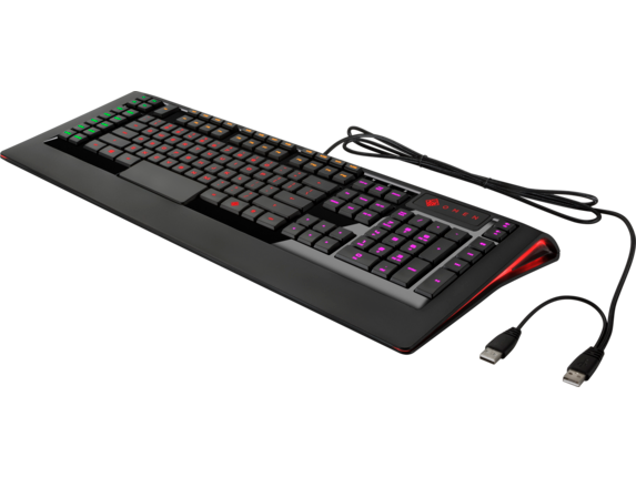 OMEN Keyboard with SteelSeries