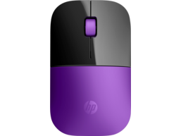 HP Z3700 Purple Wireless Mouse